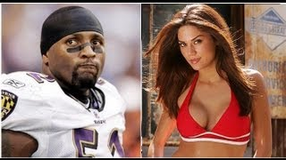 Murderer! Ray Lewis Dissed by Anna Burns