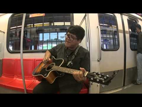 Thinking Out Loud (Ed Sheeran Live Acoustic LRT Cover) #EDeverywhere #AlwaysOn #Hotlink