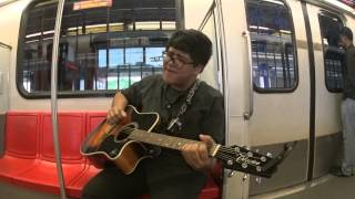 Gambar cover Thinking Out Loud (Ed Sheeran Live Acoustic LRT Cover) #EDeverywhere #AlwaysOn #Hotlink