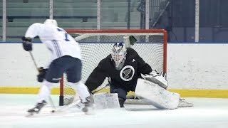 Blues Prospects Prepare for Traverse City Tournament
