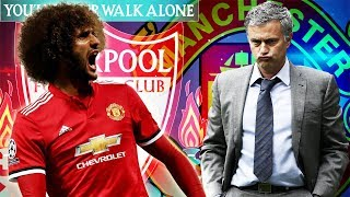 Liverpool stun Manchester United with shock Fellaini transfer offer