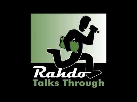 Rahdo Talks Through, episode #42 (November 2018)