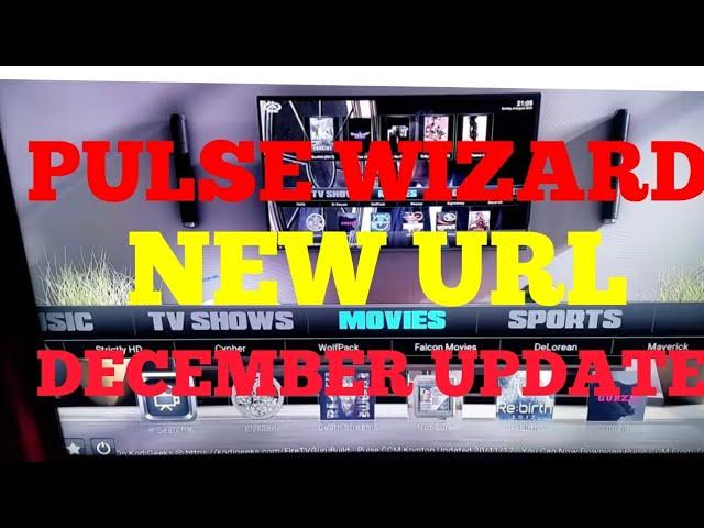 BEST BUILD KODI 17 6|🔥🔥PULSE WIZARD🔥🔥|FIRE TV GURU
