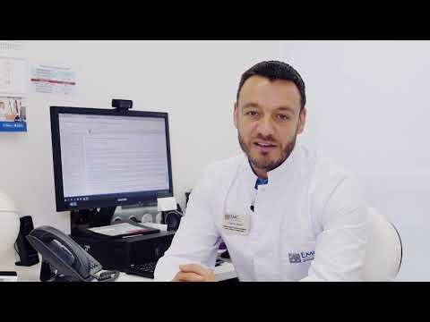 Носов Владимир - руководитель Клиники гинекологии и онкогинекологии Европейского Медицинского Центра