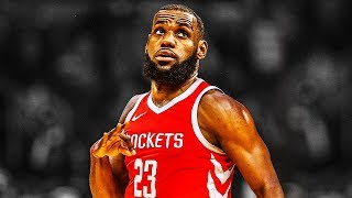 LeBron James Joins Rockets (Parody)