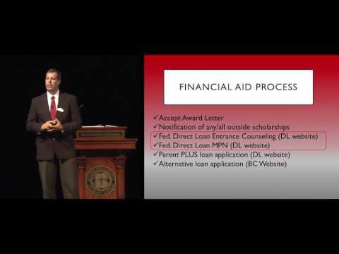 Money Matters Presentation