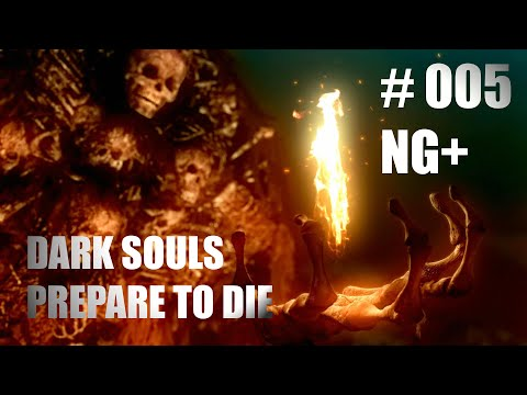 Let's Play Dark Souls - NG+ #005 Undead Parish (German, Playthrough, No Commentary)
