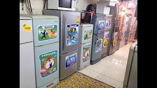 Tốp 5 Tủ Lạnh Cũ Cần Thanh Lý Giá Rẻ Còn Đẹp Long Lanh