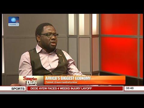 Analysing Africa's Biggest Economy With Babajide Ogunsanwo Pt 2