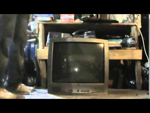 What's Inside A TV!! Smashing And Scrapping 24 Televisions!! Alpena Scrapping!!