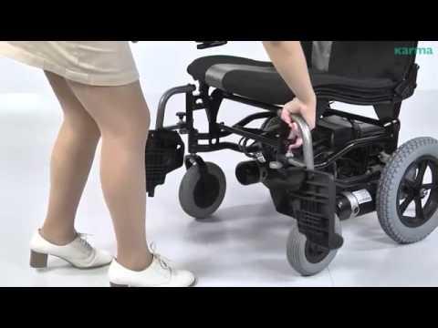 Karma Power Wheelchair for Sale -KP 10.3