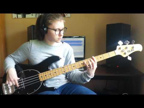 QTip  Gettin' Up Bass Cover