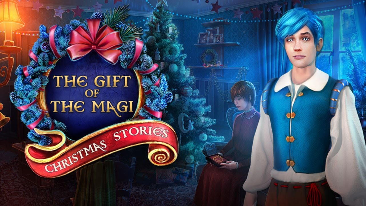A Gift For Christmas Story.Christmas Stories Gift Of The Magi