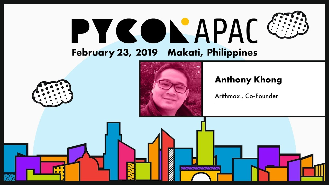 Image from Pycon APAC 2019 - Anthony Khong - Property Based Testing in Python with Hypothesis
