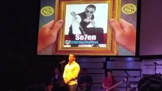 NO COPYRIGHT INFRINGEMENT INTENDED Spoken word piece by Se7en the P...