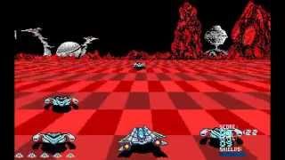 Amiga Game: Mission Andromeda (bad crack)