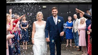 Sarah & Ben's Wedding Highlight Video