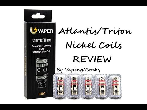 Atlantis/Triton NI200 COIL Review & Impression