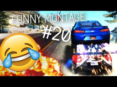 FUNNY ASPHALT 8 MONTAGE #20 (Funny Moments and Stunts)
