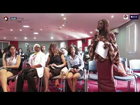 Panels of the African Youth Leadership Summit 2017