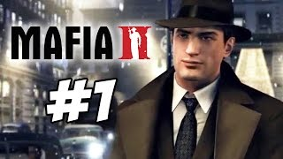 Mafia 2 Walkthrough | Chapter 1 / Chapter 2 | Part 1 (Xbox 360/PS3/PC)