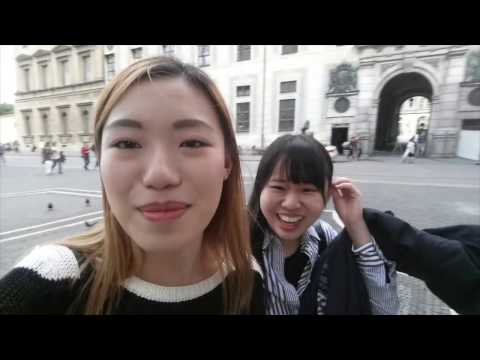 Travel Diary / Vlog : Germany 2016 [Part 1] | CWY x SLY