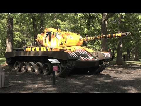 The Tanks of Cantigny - Tank Park (Memorial Day Special)
