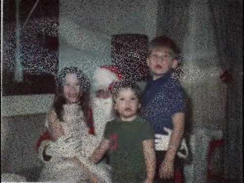 The Haacks Christmas 1960