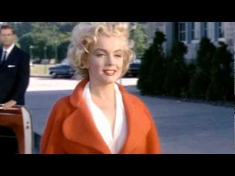 Marilyn Monroe and Angelina Jolie-California Gurls