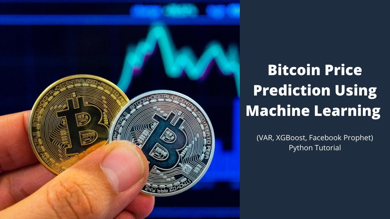 machine learning bitcoin python