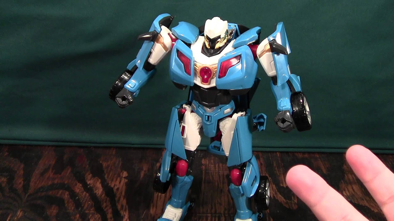 Tobot Evolution Y Review Young Toys 또봇 Youtube