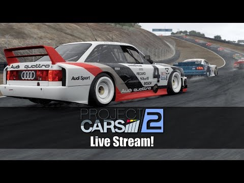 I Guess I Can Live Stream Project CARS 2 Now...