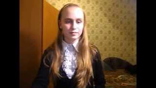 Nightwish - Sleeping Sun. На русском. Перевод, исполняет Маня Дэлис