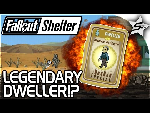 FREE On STEAM, Survive The Wasteland, LEGENDARY Vault Dweller?! - Fallout Shelter Gameplay Part 1 PC