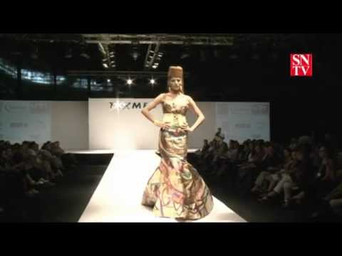 Concours & Défilé de Mode Jeunes Créateurs- Texmed Tunisia 2012