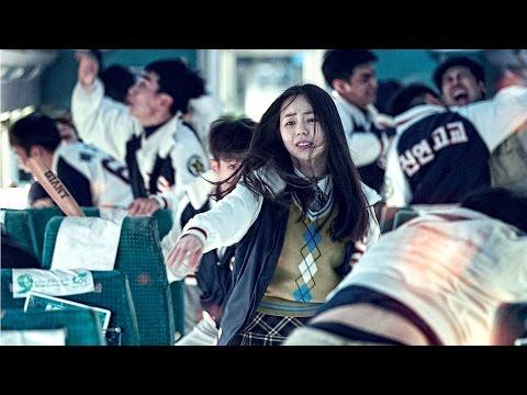Кадры из фильма Поезд в Пусан