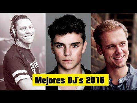 Los mejores DJ´s del 2016   Dj Mag 2016