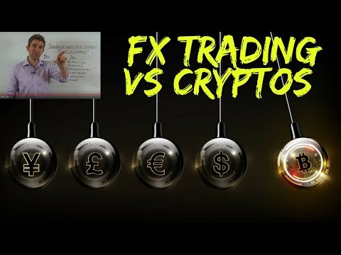 Understanding cryptocurrency trading pairs