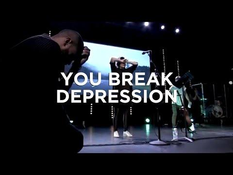 You Break Depression (spontaneous) - Amanda Cook | Bethel Music