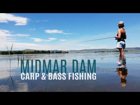 Carp & Bass Fishing At Midmar Dam, South Africa (Mar 2019)