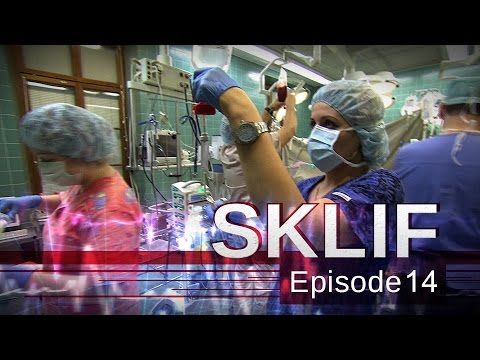 Sklif (E14) A young man needs a liver transplant after suffering a number of near-death experiences.