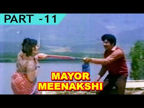 Mayor Meenakshi Tamil Movie Part 11 | Jai...