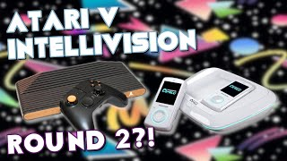 Atari and Intellivision Are Making New Consoles?! | TE