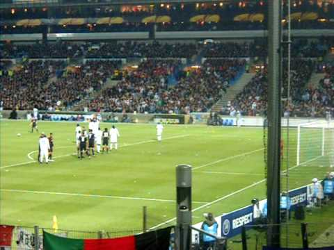 Kardec direct goal 1-2 OM-Benfica au Vélodrome