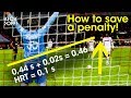How to SAVE a penalty: Maths, luck, or psyche?