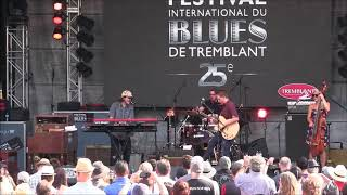 Spencer Mackenzie LIVE at the 2018 Tremblant International Blues Festival- Move on Down the Track
