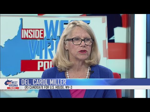 Del. Carol Miller - Candidate Profile - US House, WV-3 (R) - Part 1