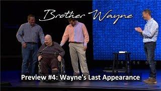 Wayne's Last Appearance