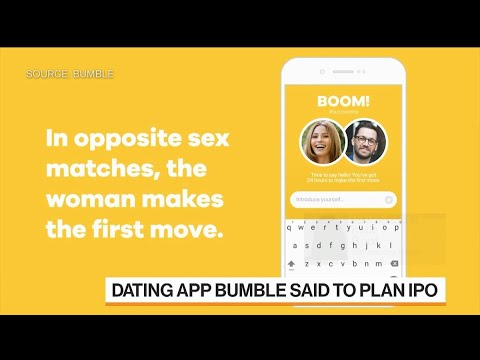 Dating app Bumble reportedly preparing to go public from YouTube · Duration:  55 seconds