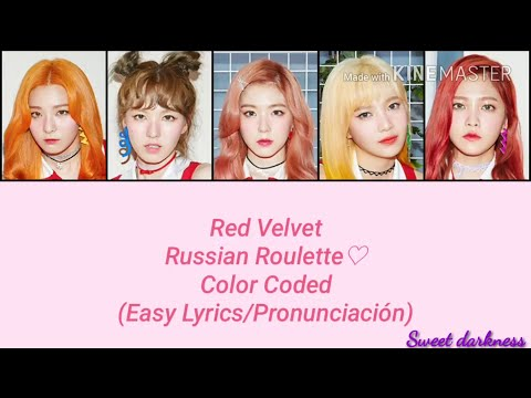 Russian roulette french lyrics